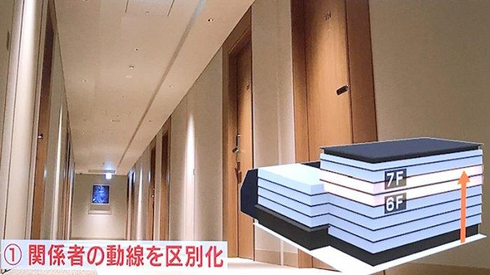 Atlet dan Official Asing ke Jepang Stres, Menetap di Hotel Masuk Lewat Jalur Khusus