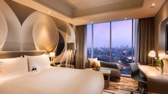 6 Hotel di Jakarta untuk Staycation Liburan Akhir Tahun 2020, Menginap di DoubleTree by Hilton