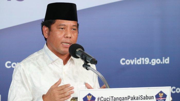 Dirjen Bimbingan Masyarakat Islam-Kementerian Agama RI Kamaruddin Amin.