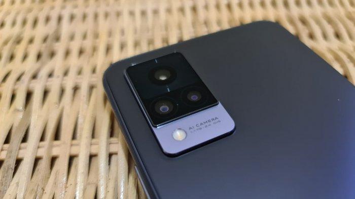 Kamera belakang Vivo V21 5G