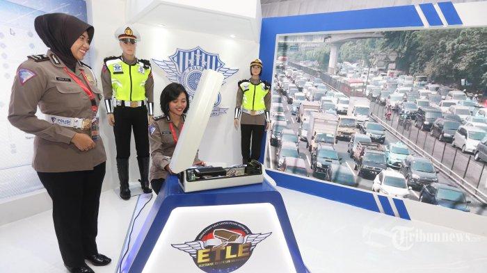 Polda Metro Jaya Ajukan 50 Kamera ETLE Baru untuk Tahun Ini