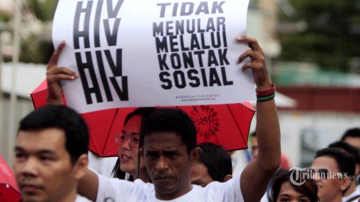 52 Orang di Kabupaten Cianjur Positif AIDS