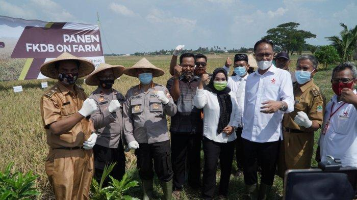 Usaha Kampung Tangguh Gerakkan Ekonomi Warga Lewat Lahan Produktif