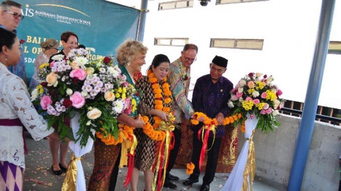 AIS Bali Meresmikan Perpindahan Kampus Baru:  Lokasi Baru Berfasilitas Lebih Lengkap dan Memadai