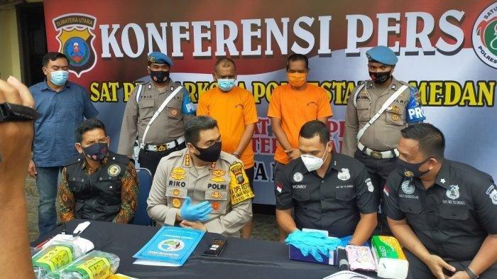 Bawa Sabu 5 Kg, Bandar Sabu Asal Aceh Tewas Ditembak Polisi di Medan
