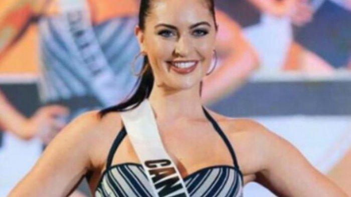 Jawaban Elegan Miss Universe Kanada Soal Tudingan Dirinya Terlalu Gemuk