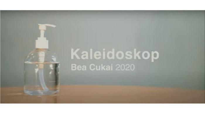 Direktorat Jenderal Bea dan Cukai Unggah Kaleidoskop 2020
