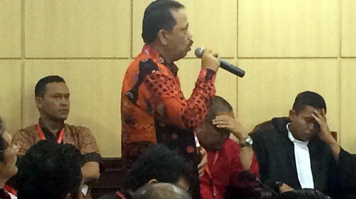 Imam Priyono Saksikan Langsung Sidang Perselisihan Pilkada Kota Yogyakarta di MK