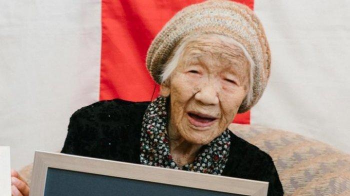Manusia Tertua di Dunia Tarik Diri dari Estafet Obor Olimpiade Tokyo di Tengah Kekhawatiran Covid-19