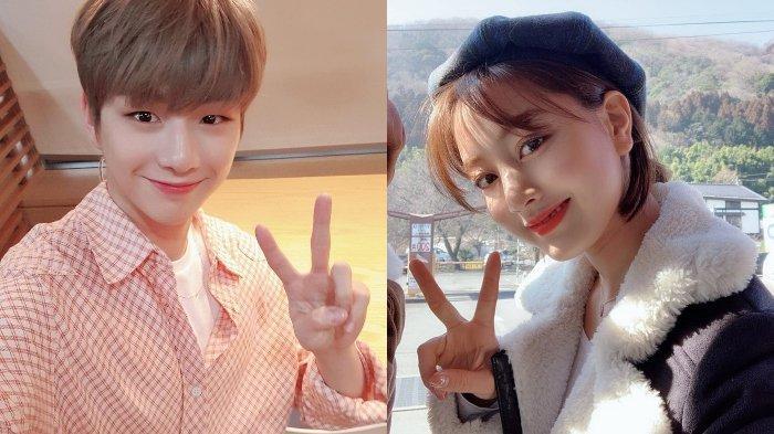 Dispatch merilis kabar kencan Kang Daniel dan Jihyo TWICE pada Senin (5/8/2019).