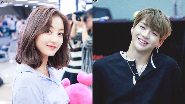 BREAKING NEWS - Kang Daniel dan Jihyo TWICE dikabarkan berkencan, agensi buka suara.