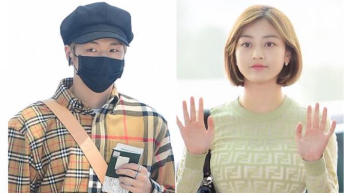 Kang Daniel dan Jihyo TWICE Dikabarkan Pacaran, Dispatch Bocorkan Foto Keduanya saat Kencan