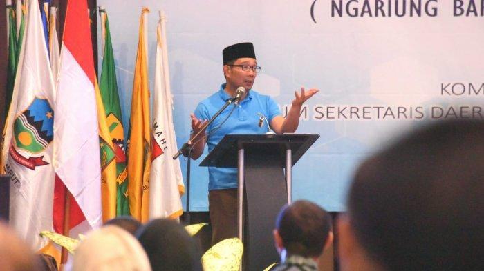 Ridwan Kamil Harap Sekda se-Jabar Guyub: Sekda Bersatu, Jabar Pasti Kuat