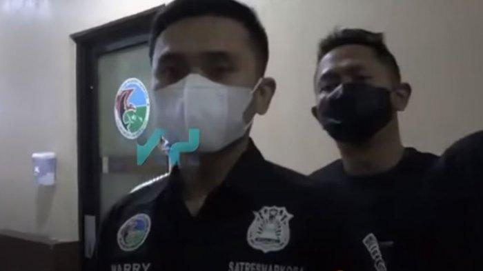 Kanit 1 Narkoba Polres Metro Jakarta Barat, AKP Harry Gasgari