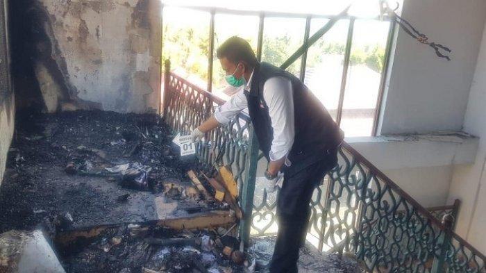 Kantor Bupati Bireuen Ternyata Dibakar Oknum PNS, Pelaku Beraksi untuk Hilangkan Jejak Mencuri