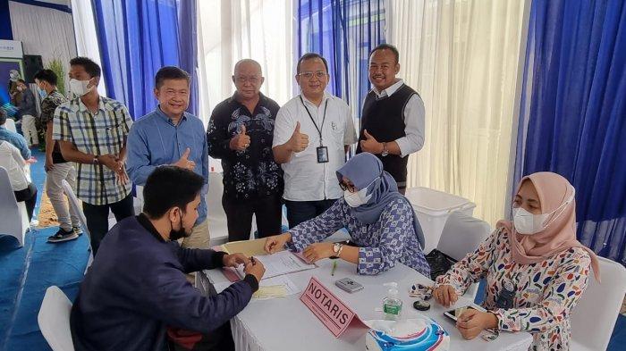 BTN Gelar Akad Massal untuk 600 Unit KPR Subdisi di Bogor