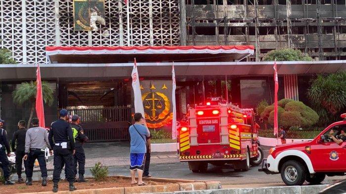 Cleaning Service Pemilik Saldo Rekening Rp 100 Juta Tak Terlibat Kasus Kebakaran Gedung Kejagung