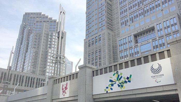Kantor Pemda Tokyo mempersiapkan Olimpiade dan Paralimpik 2020