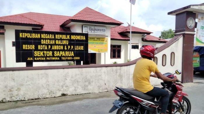 Polisi Sudah Amankan 3 Orang Pelaku Pengibaran Bendera RMS di Saparua, Maluku