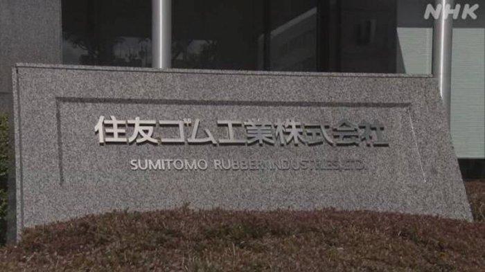Sumitomo Rubber Akui Lakukan Pemalsuan Data di Jepang Dengan Produk Dibuat di Afrika Selatan