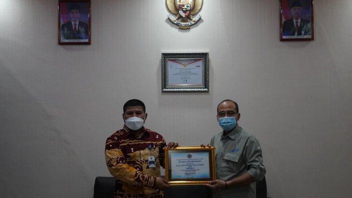 Kantor UPP Padang Tikar Raih 3 Penghargaan dari Kementerian Keuangan