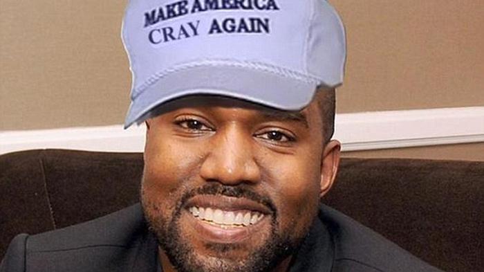 Kanye West mencalonkan diri sebagai Presiden Amerika Serikat 2020 setelah menerima penghargaan Video Vanguard pada acara MTV Video Music Awards, Minggu (30/8/2015).