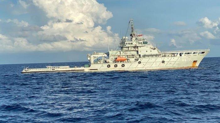 Kapal Militer China Bawa Ahli Kelautan dan 48 Penyelam Bantu Evakuasi KRI Nanggala 402