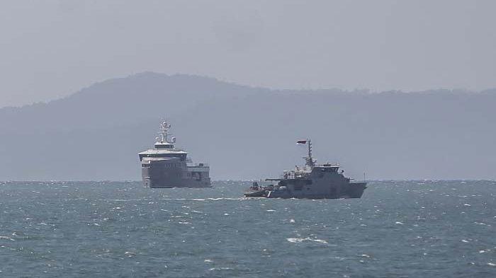 Langgar Keimigrasian Indonesia, 18 Penumpang Kapal Pesiar Asal Rusia Dikarantina di Tengah Laut Aceh