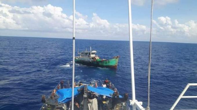 500 Lebih Nelayan Sumut Jadi ABK Kapal Asing dan Malah Ikut Curi Ikan di Laut Indonesia