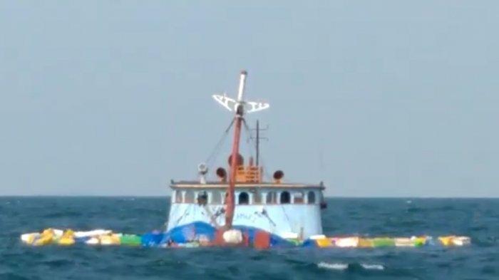 Tim Gabungan Masih Mencari 8 Korban Kapal Kandas di Perairan Masalembu Sumenep