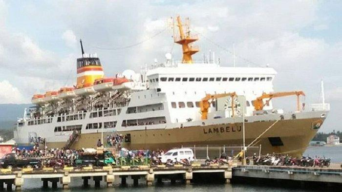 Awak Kapal KM Lambelu Jalani Port Stay di Makassar untuk Pemeriksaan Kesehatan