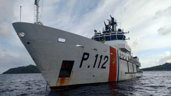 Kapal KN. Sarotama-P.112 tiba di Natuna