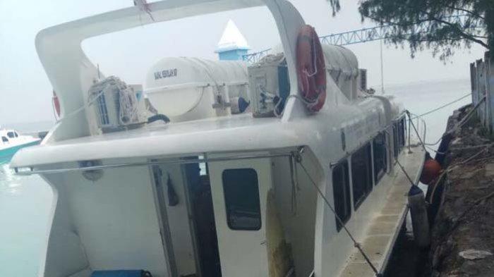 Polisi Usut Penyebab Meledaknya Kapal Milik Dinas Perhubungan DKI di Kepulauan Seribu