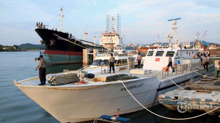 Kapal Wanderlust Pembawa Satu Ton Sabu Asal Taiwan Bakal Dibelah, Ini Tujuannya
