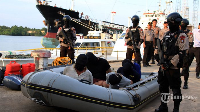 ABK Kapal Wanderlust Pembawa Satu Ton Sabu Dapat Jatah Rp 400 Juta