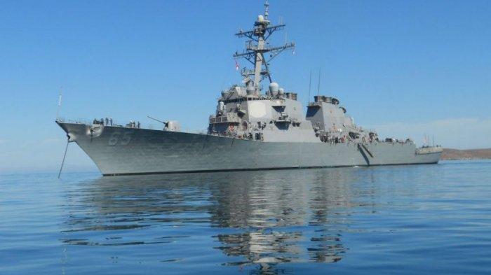 China Mengaku Telah Mengusir Kapal Perang AS di Laut China Selatan: Ini Kata Amerika Serikat
