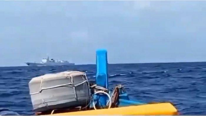 Peneliti Ungkap Kronologi Kapal HYDZ10 dan Kapal Tiongkok Lainnya Masuk ke Laut Natuna Utara