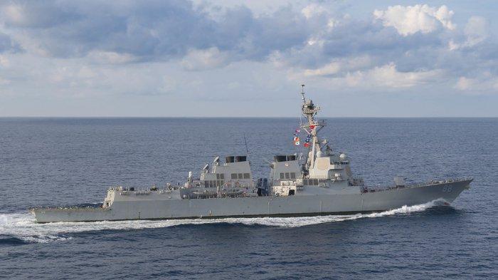 Kapal perusak USS Preble