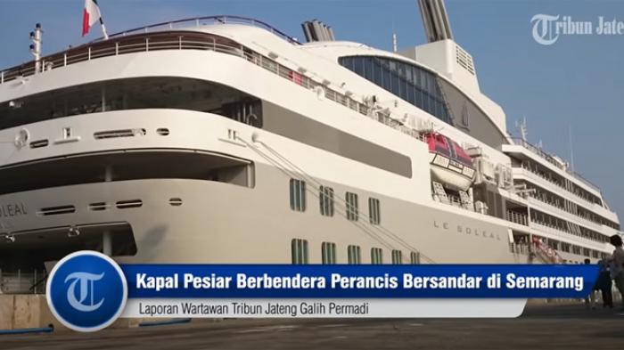 Tiket Kapal Pesiar Mewah Ludes Terjual pada Hari Pertama Indonesia Travel Fair 2016 di Jakarta