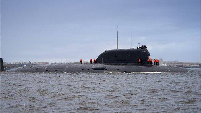 Kazan, Kapal Selam Nuklir Tercanggih Buatan Rusia dengan Daya Tempur Mematikan