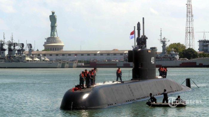 Tanpa KRI Nanggala, Indonesia Kini Hanya Punya 4 Kapal Selam