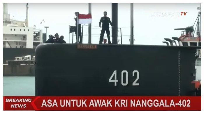 Bamsoet Berharap Kapal Selam Nanggala 402 Bisa Segera Ditemukan