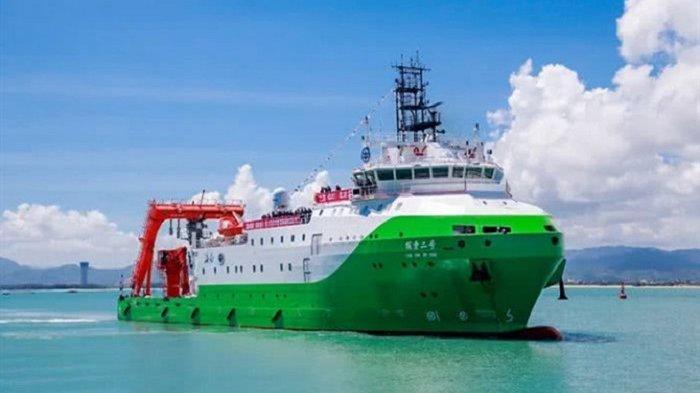 Profil Kapal Tan Suo-2, Kapal yang Dikirim China untuk Bantu Angkat KRI Nanggala 402