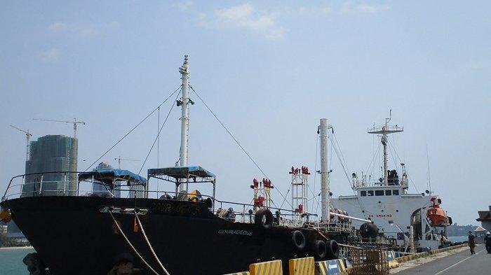 AS Sita Kapal Tanker Pengangkut Minyak ke Korea Utara karena Langgar Sanksi Internasional