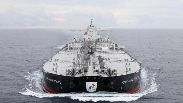 Erick Thohir Resmikan Kapal Tanker Pertamina, Harus Kembali ke Masa Kejayaannya di Era 70-an