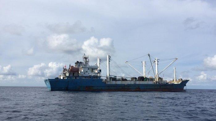 Amankan Laut Natuna Utara, TNI AL Kerahkan 5 KRI Secara Bergantian