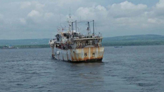 Seorang ABK Indonesia Hilang dari Kapal Ikan China, Diduga Jatuh ke Samudra Hindia