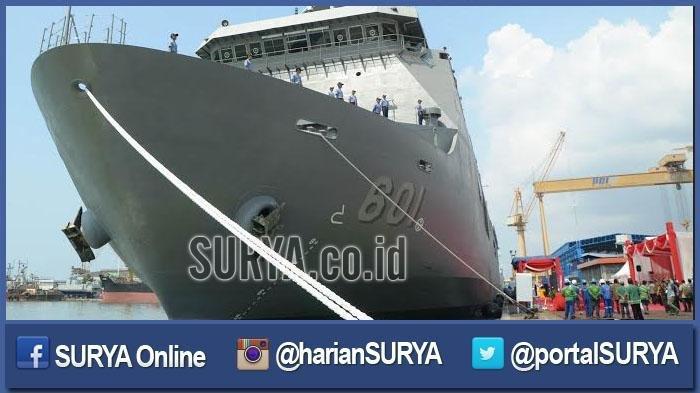 Kapal Tunda Buatan PT PAL untuk TNI AL Ini Canggih, Bisa Bermanuver 360 Derajat