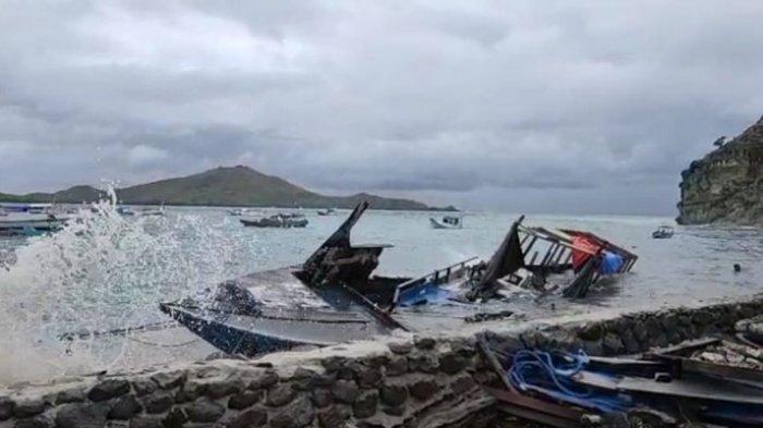 Info BMKG Peringatan Dini Gelombang Tinggi, Kamis 6 Mei: Capai 6 M di Samudra Hindia Selatan Jawa