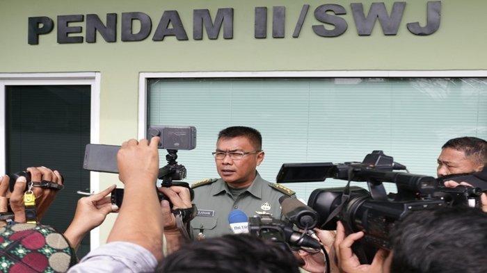 Bantah Anggota Kodim Meninggal Dunia Akibat Cacar Monyet, Ini Penjelasan Kapendam II Sriwijaya